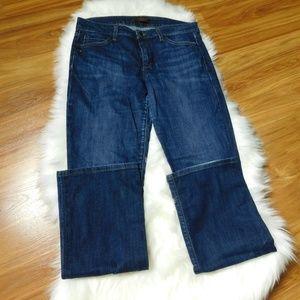 Joe's Jeans Dark Wash Danitza Curvy Boot Cut